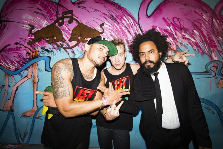 Major Lazer Set Los Angeles