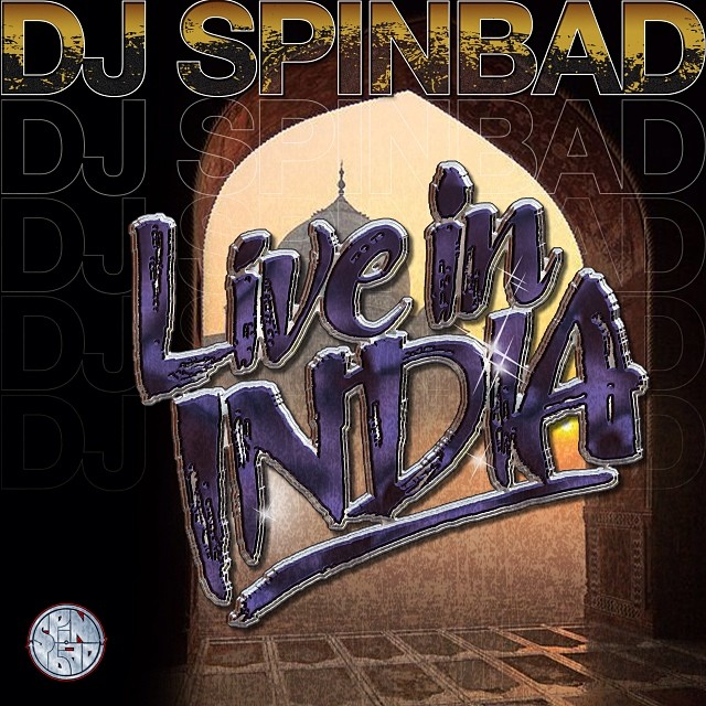 DJ Spinbad Live in India
