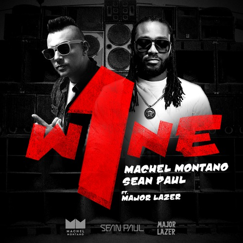 Machel-Montano-Sean-Paul-Major-Lazer-One-Wine